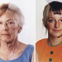 Az idő vasfoga - Portrék régen és most