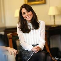 Katalin hercegné képekben