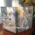 Óriás könyvdoboz Lady Vagabond