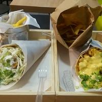 A legjobb nemzetközi streetfood hely - Tölcsibe