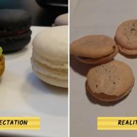 Macaron (?) házilag