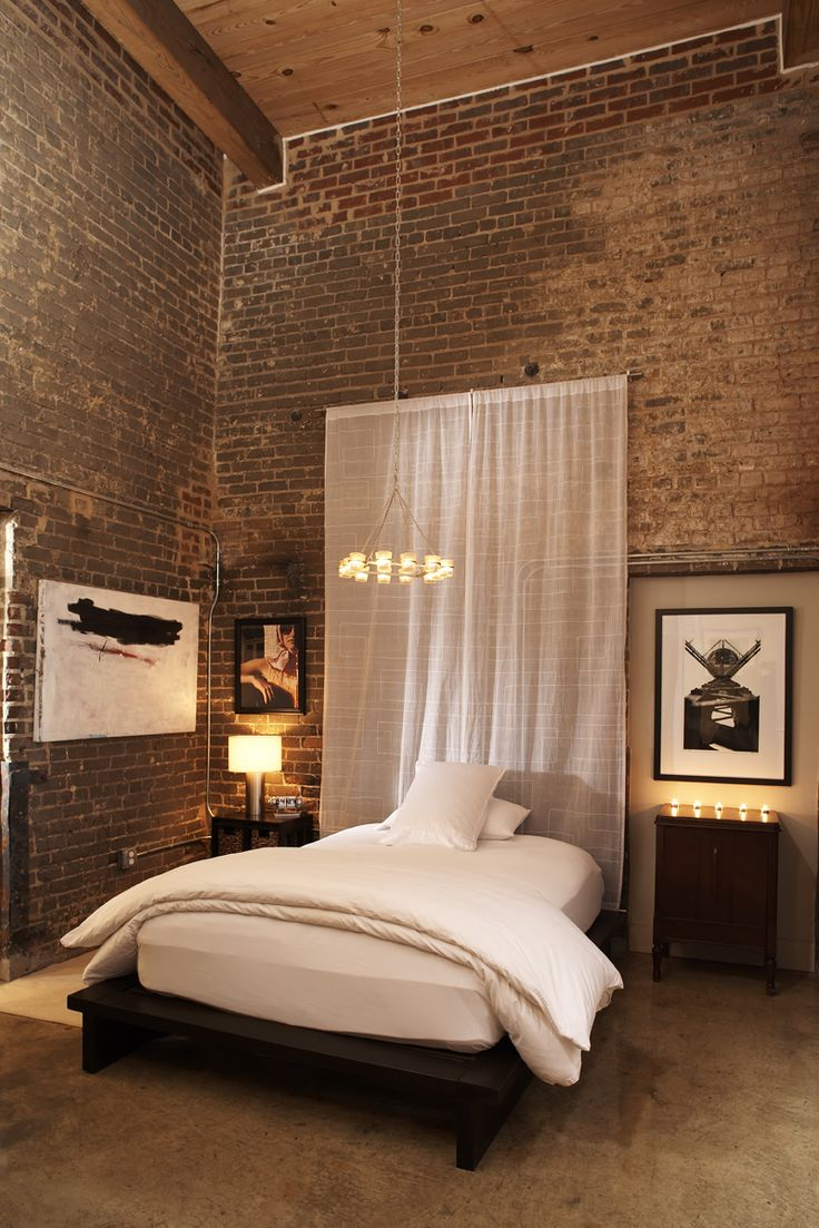 awesome red brick wall interior design | Tégla az otthonokban - Create Interior