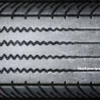 Hatásos print Bridgestone módra