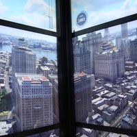 Elképesztő 3D-s animáció a One World Trade Center liftjében