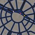 Áprilisi tréfa a Google-től: Pac-Man a Maps-ben