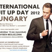 International Suit Up Day 2012 - Hungary
