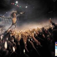 Nagy égés egy koncerten!