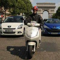 Peugeot MU Flashmob