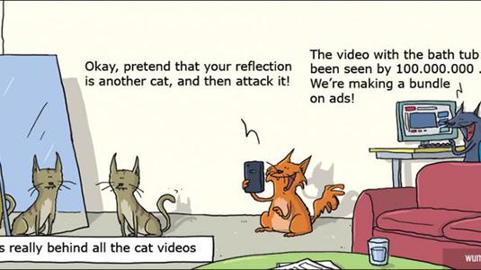 Egymillió like, cicás videók nélkül!