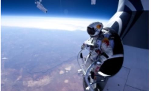 Szabadesés az űrből