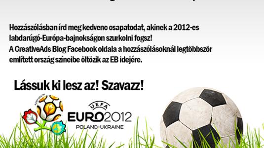 Készülünk az Európa-bajnokságra!