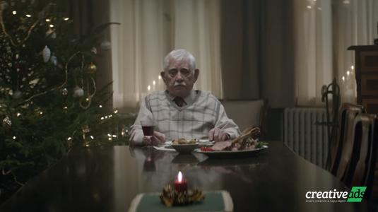 Szívszorító és egyben tanulságos karácsonyi reklámfilm az Edekától