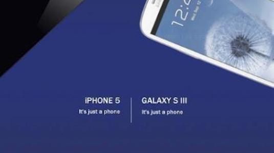 iPhone 5 reklámok