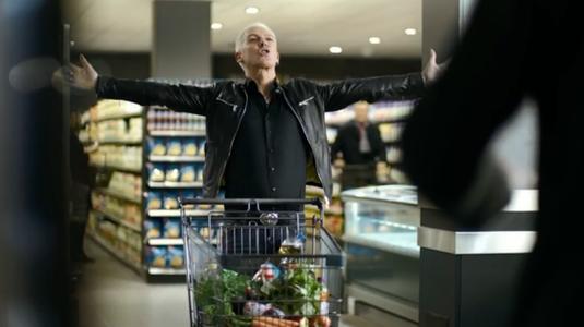 Rögtönzött Scooter buli egy német szupermarketben