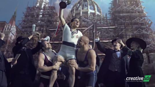 Egy újabb látványos Unicum reklám