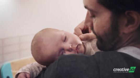 Gyönyörű és megható a Telekom új reklámfilmje
