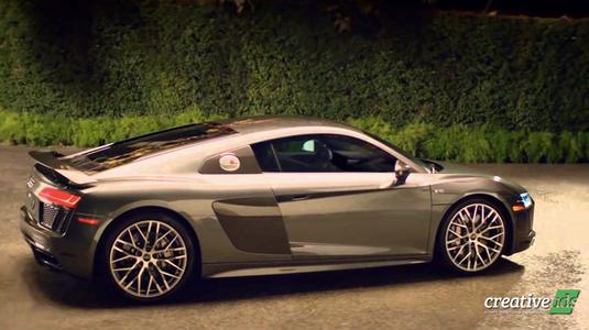 A legjobb 2016-os Super Bowl reklámok - Audi R8