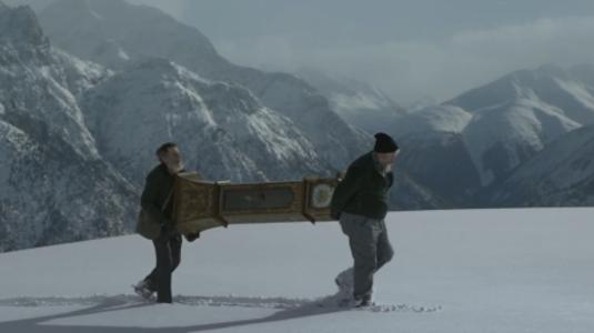 A nyugalom szigete: Svájc