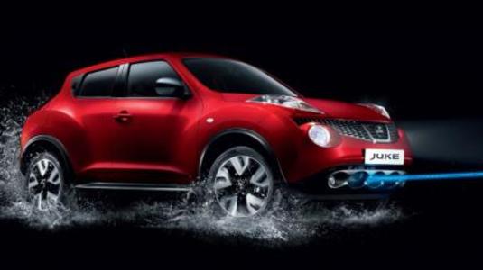 Nissan Juke: Mintha drótkötélen húznák