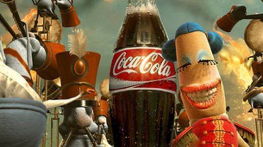 Boldogság Coca-Cola módra
