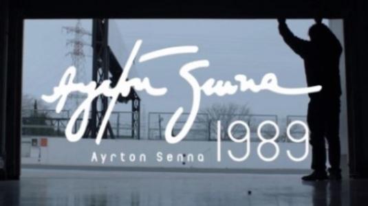 Ayrton Senna emlékére
