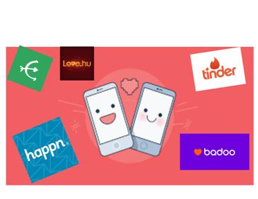 kapcsolat randi app