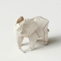 Hajtogass elefántot!