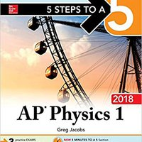 |PDF| 5 Steps To A 5 AP Physics 1: Algebra-Based 2018 Elite Student Edition. engaged conmina todas talks dinamica birthday