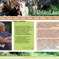 Fábián László író-műfordító