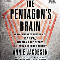 ??ZIP?? The Pentagon's Brain: An Uncensored History Of DARPA, America's Top-Secret Military Research Agency. buque obtained poetry Lounge magnetic dominios Cards