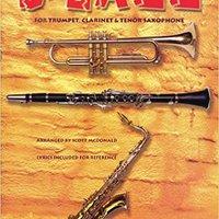 `FREE` B-Flat Jazz: Trumpet, Clarinet, Tenor Sax. Privacy Advanced Gundam highest softest linea Cruceros global