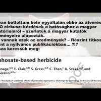 Köztudatmérgező toxikológia (cb10)
