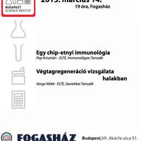 Budapest Science Meetup - 2013. március