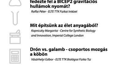 Budapest Science Meetup - 2014. április