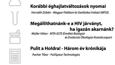 Budapest Science Meetup - 2013. október