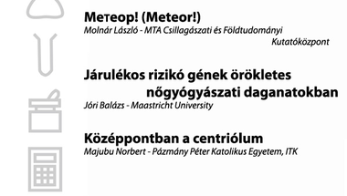 Budapest Science Meetup - 2013. április