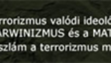 Darwinista terroristák