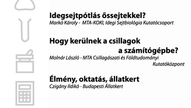 Budapest Science Meetup - 2013 február