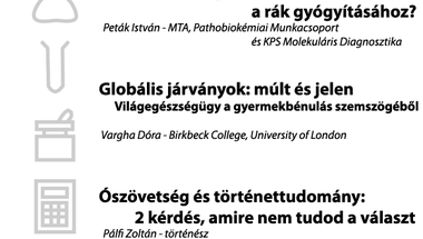 Budapest Science Meetup - December