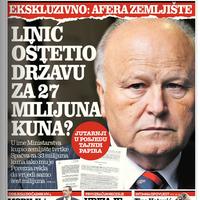 A horvát pénzügyminisztert azzal vádolják, hogy egymilliárd forinttal károsította meg hazája költségvetését