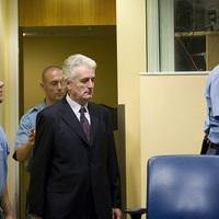 Az ügyész életfogytiglant kért a muzulmánok és horvátok ezreinek haláláért felelős Karadžićra