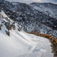 Dalmáciában havazott