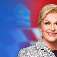 Így ünneplik a mémgyárosok a horvát elnöknőt