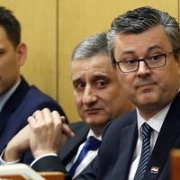 100 napos a horvát kormány