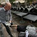 Egy férfi leütött egy 77 éves katolikus aktivista nénit