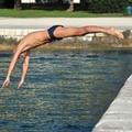 Még fürdenek az Adriai-tengerben