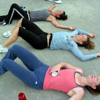 A nap edzésprogramja