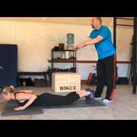 CrossFit fekvőtámasz hatásai, standardjai
