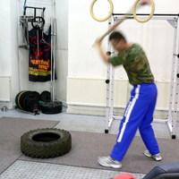Bevezetés a pörölykalapáccsal való edzésbe