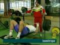 Werner Günthör edzése